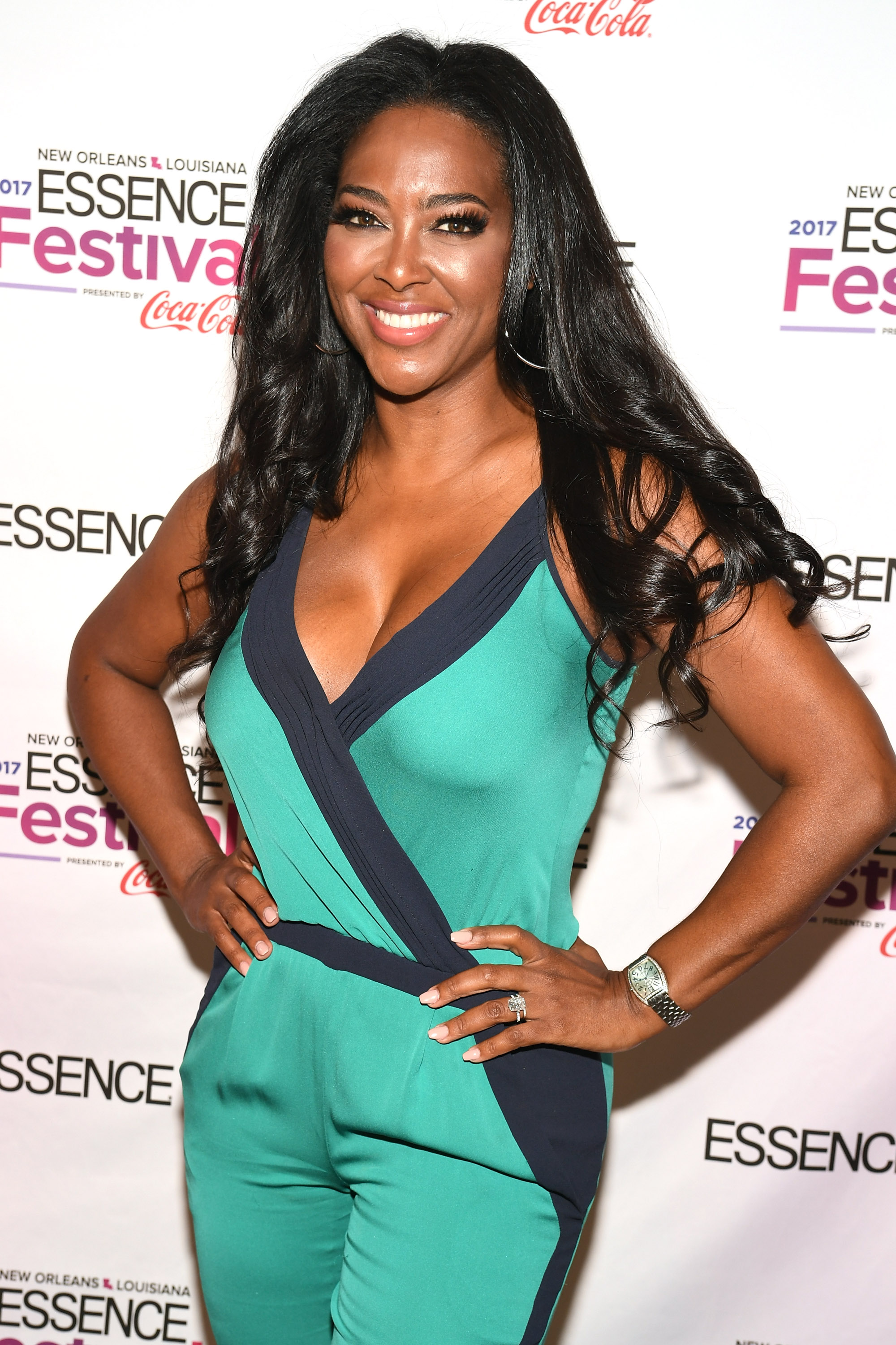 Watch Kenya Moore video