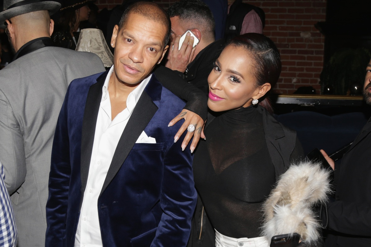 peter gunz amina buddafly getty images