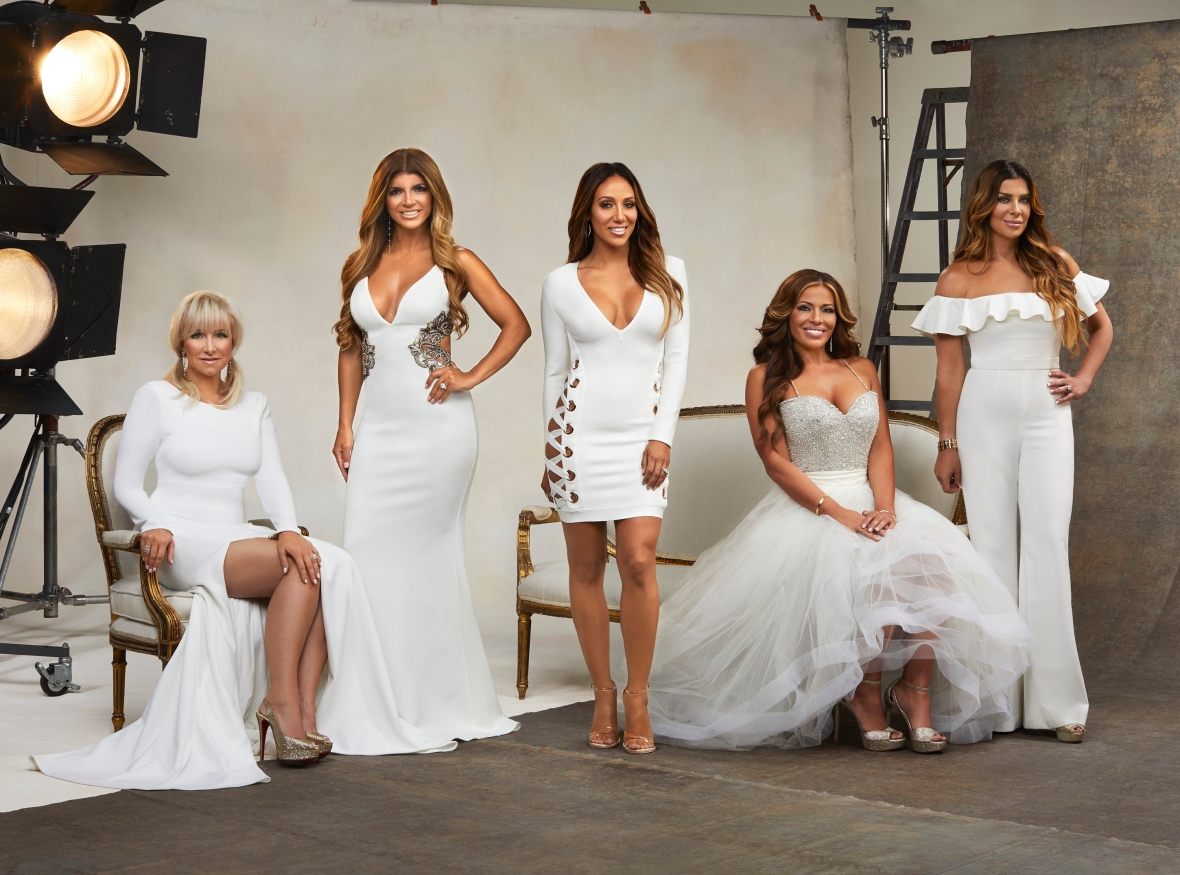 rhonj getty images