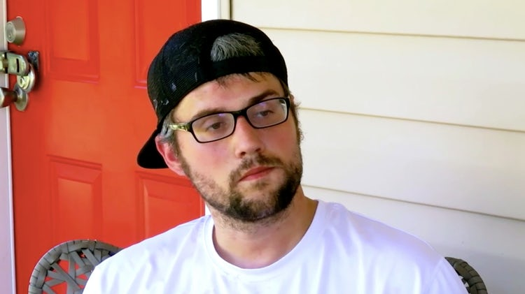 ryan edwards wearing glasses