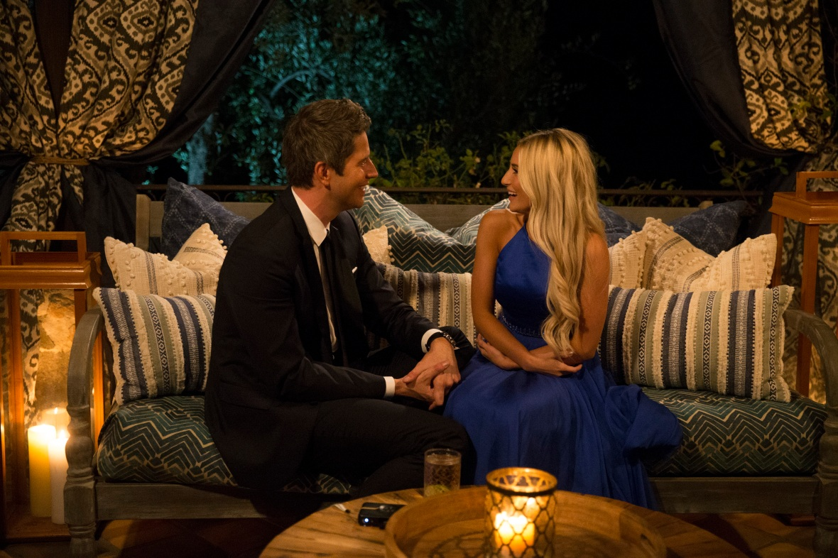 the bachelor arie luyendyk jr maquel cooper getty