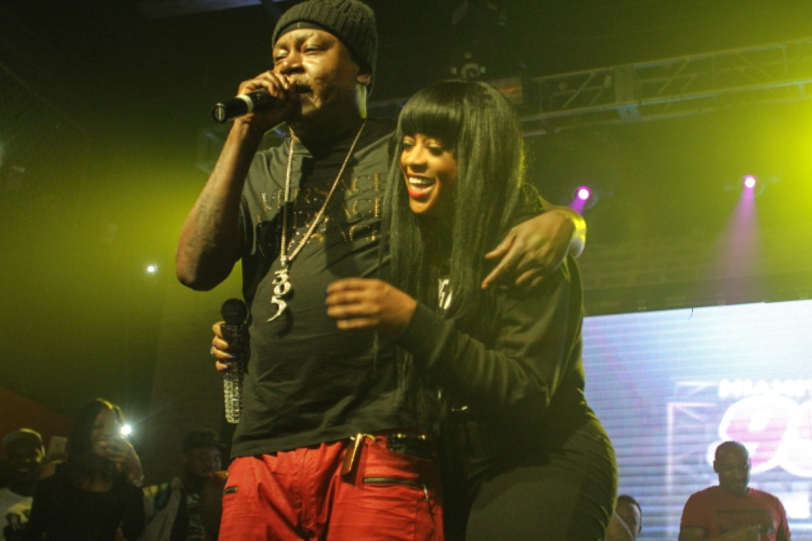 trina trick daddy getty images
