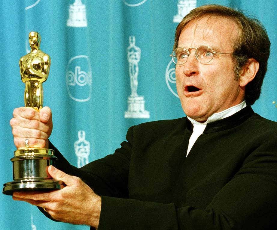 robin williams award