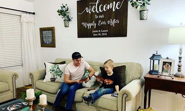 Josiah and Lauren's Living Room 2