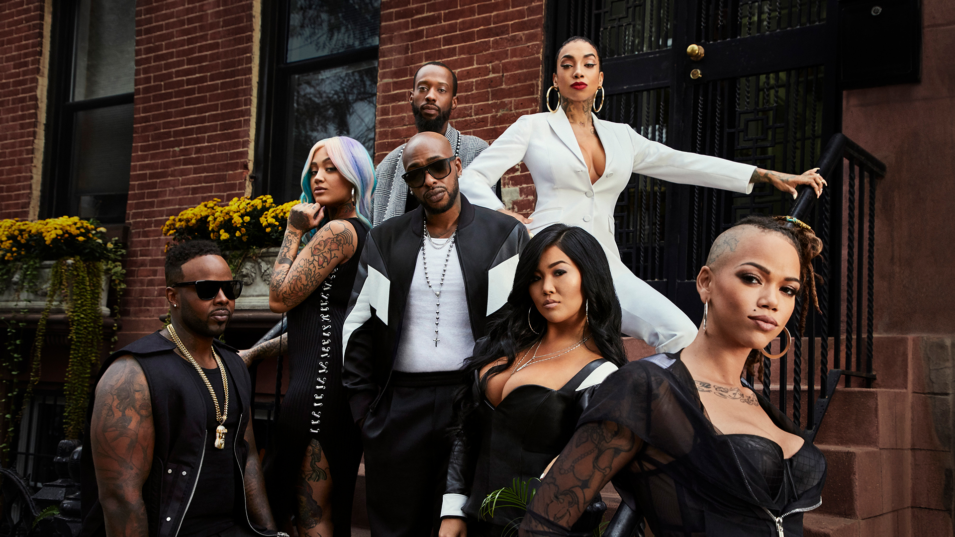 How much black ink crew get paid