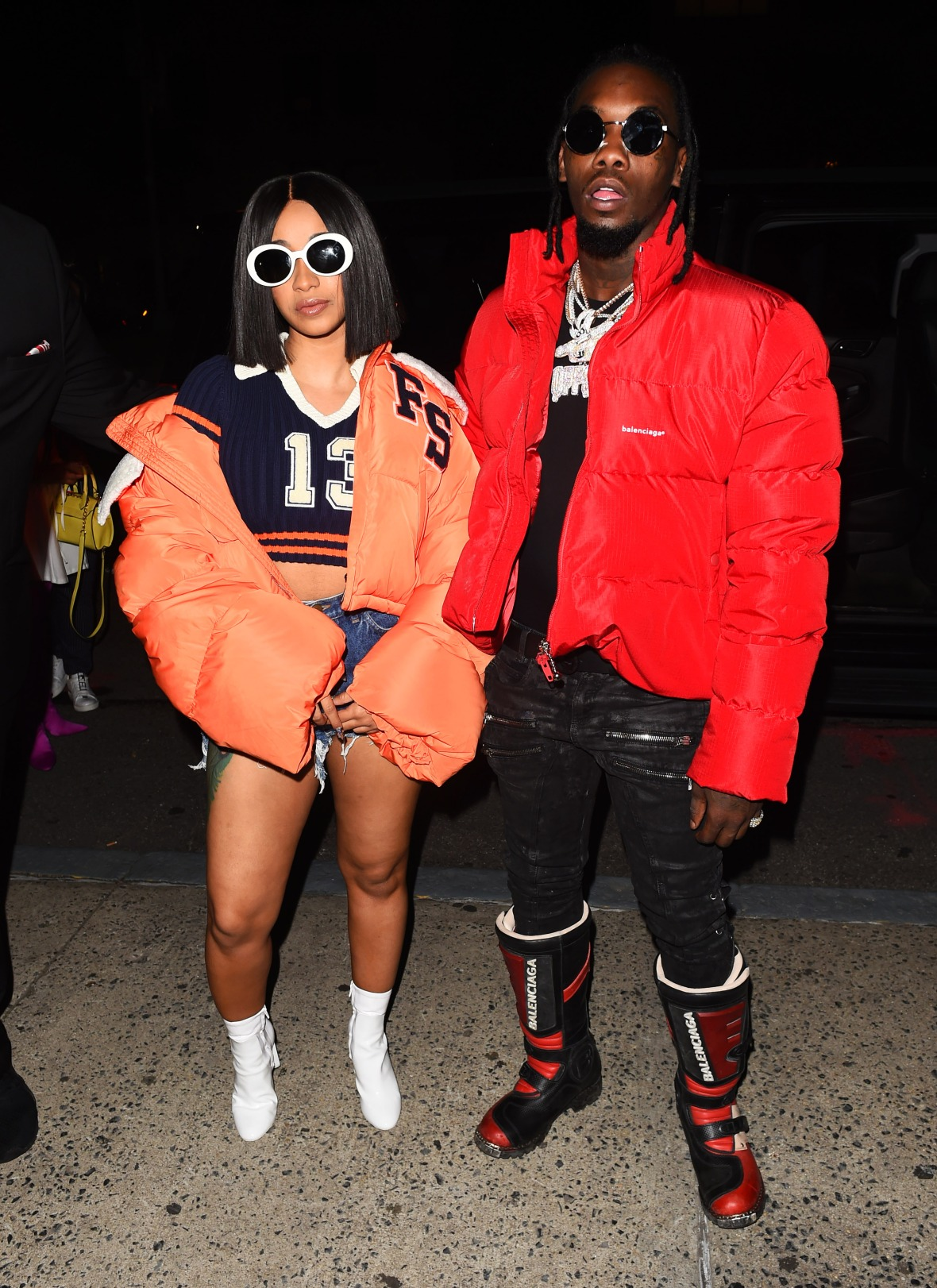 Cardi B Gives Offset A Lap Dance Onstage At Bet Awards: Rapper Lands First Major Film