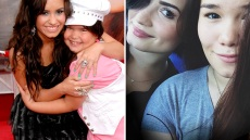 Then-and-Now Photos of Celebrity Siblings Who've Grown Up in the Public Eye
