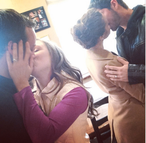 duggar family makeout session