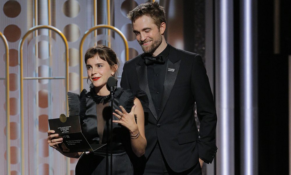 Emma watson and robert pattinson dating largest dating site in europe