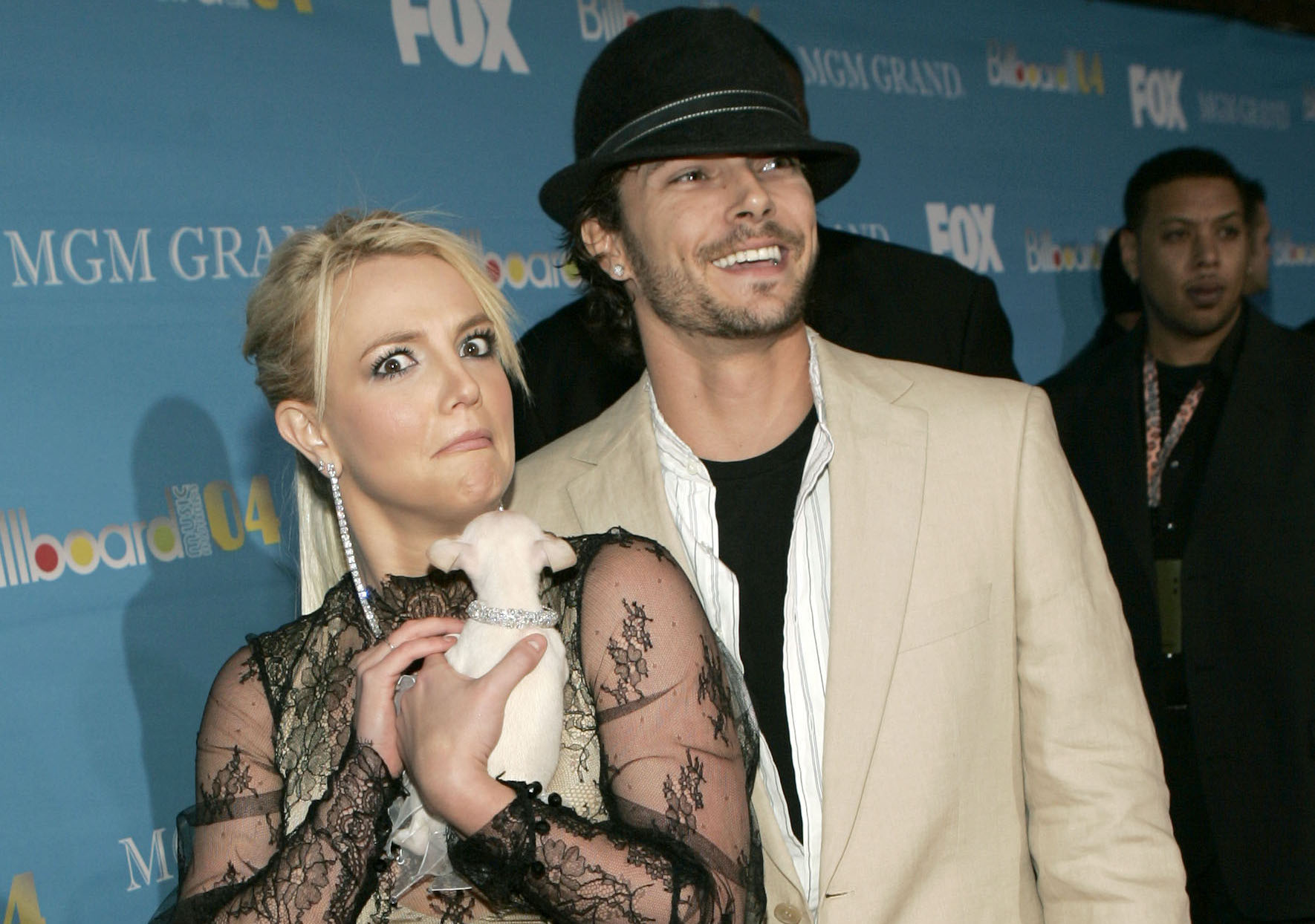 Britney Spears and Kevin Federline  Why Did They Get Married  771ac41c10c