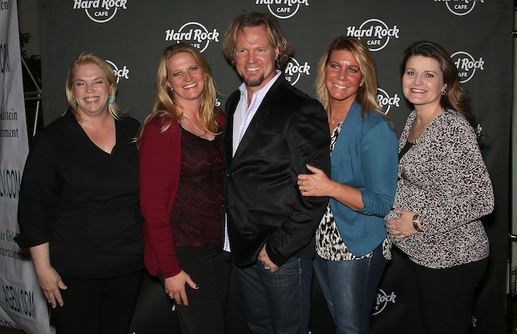 Sister wives news about current What Has