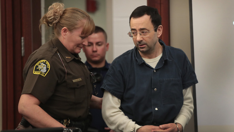 Larry Nassar Wife: Details on the Former Doctor's Personal ... - photo#2