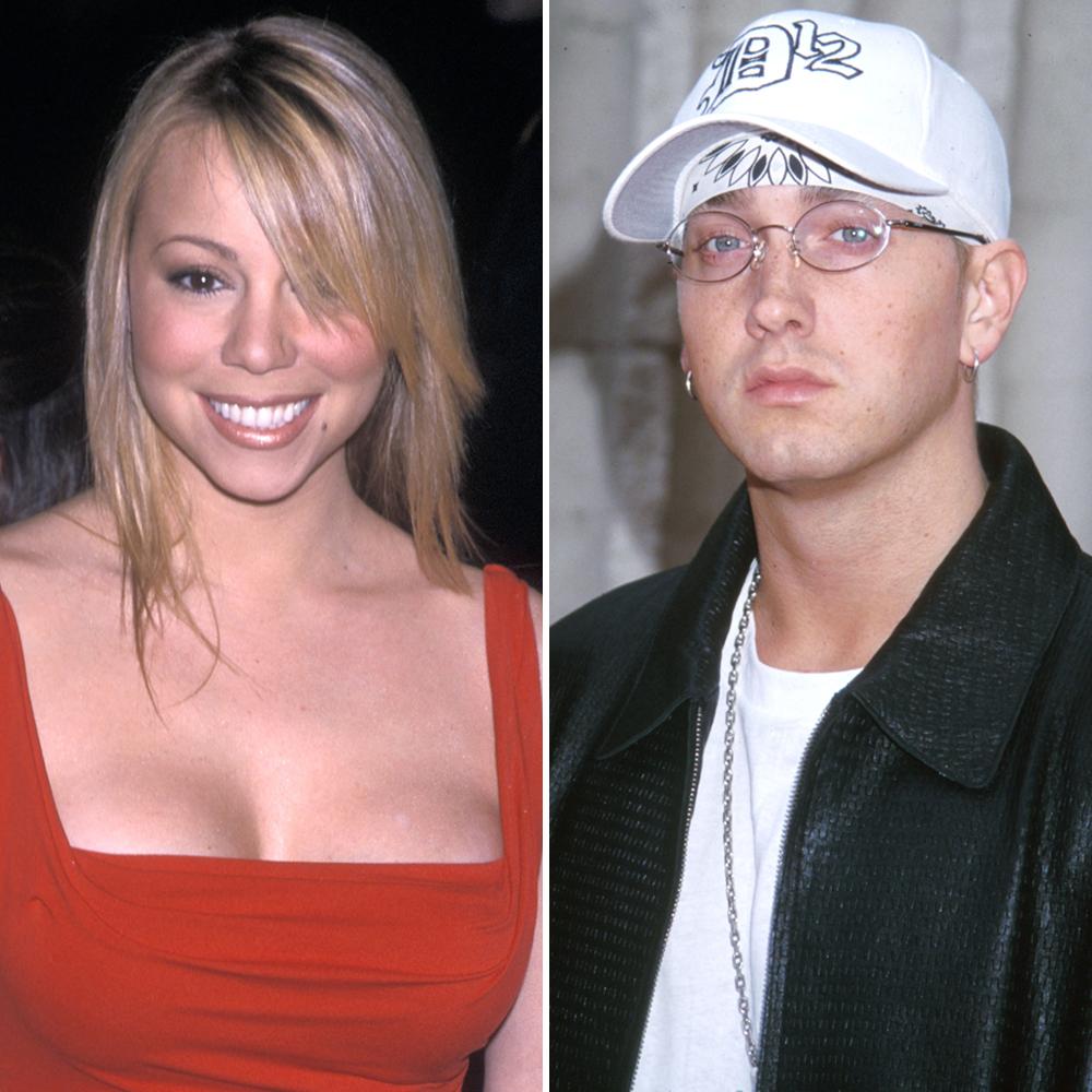 Eminem dating mariah carey