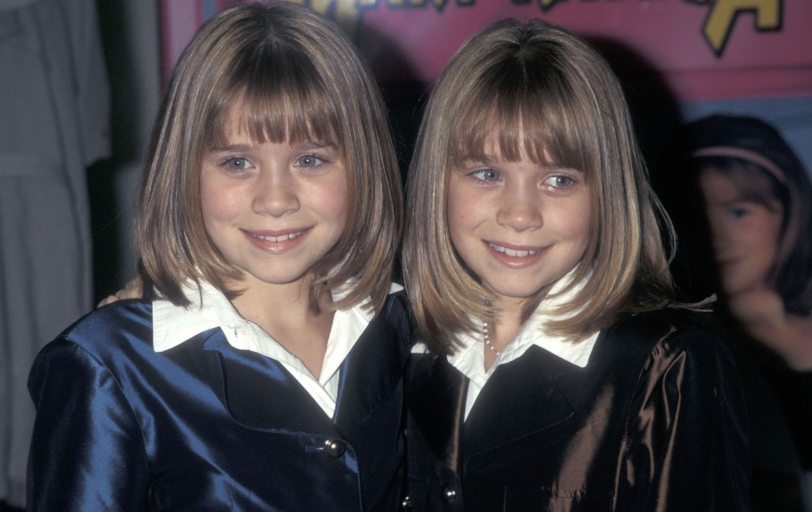 mary-kate and ashley young