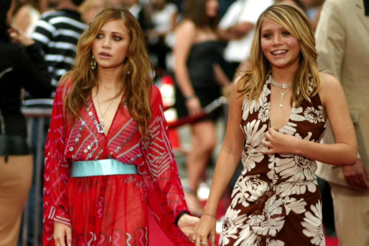 mary-kate and ashley kimono