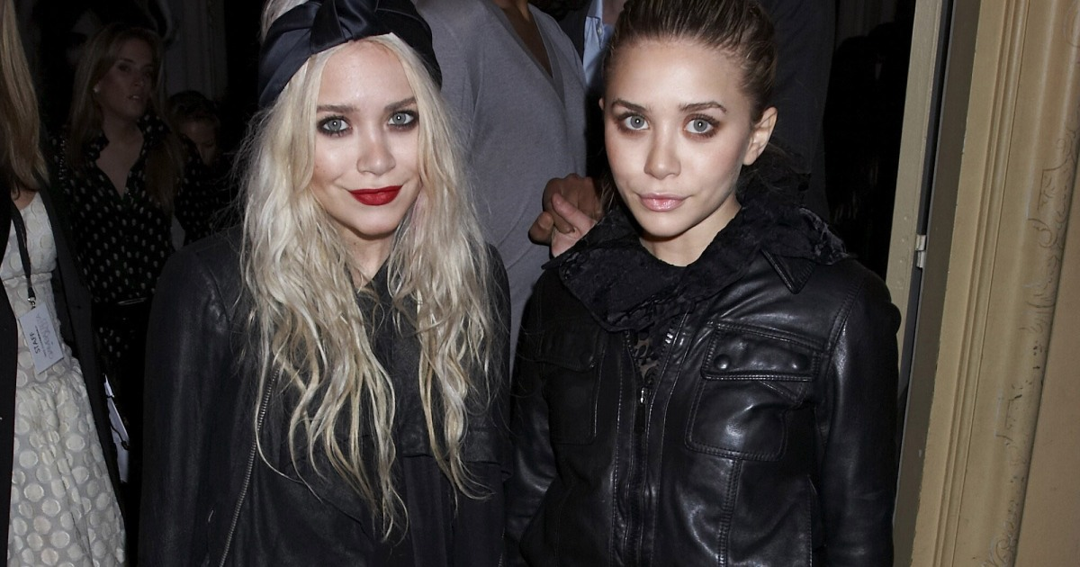 Her Face Has Taken A Turn But Mary Kate Is Still The Best Olsen