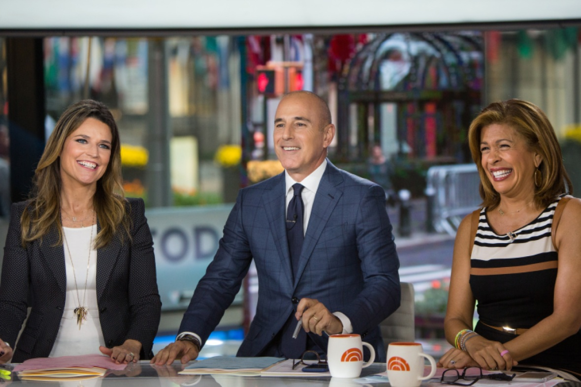 matt lauer savannah guthrie hoda kotb getty images