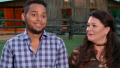 Molly and Luis on '90 Day Fiance'