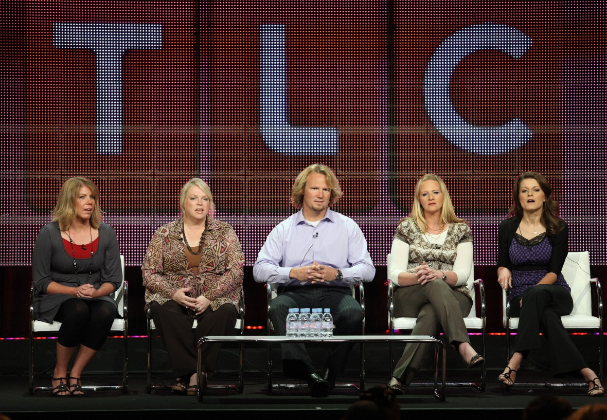 sister wives - getty