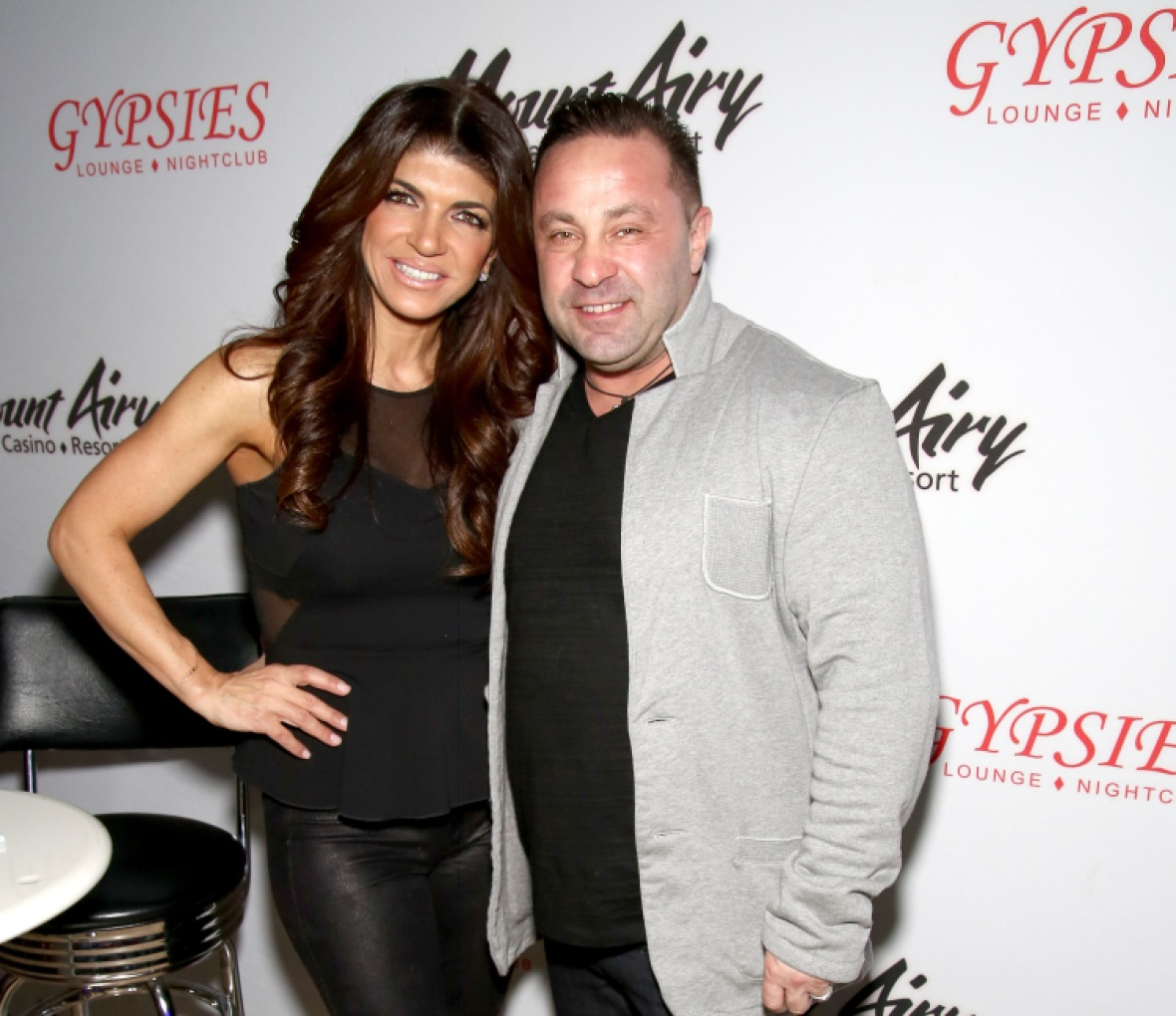 teresa joe giudice - getty