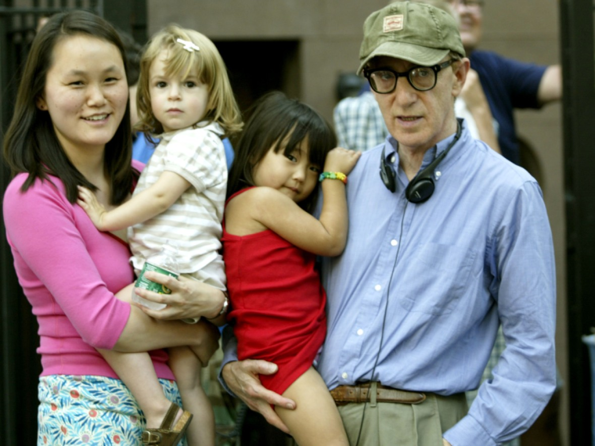 soon yi woody allen kids