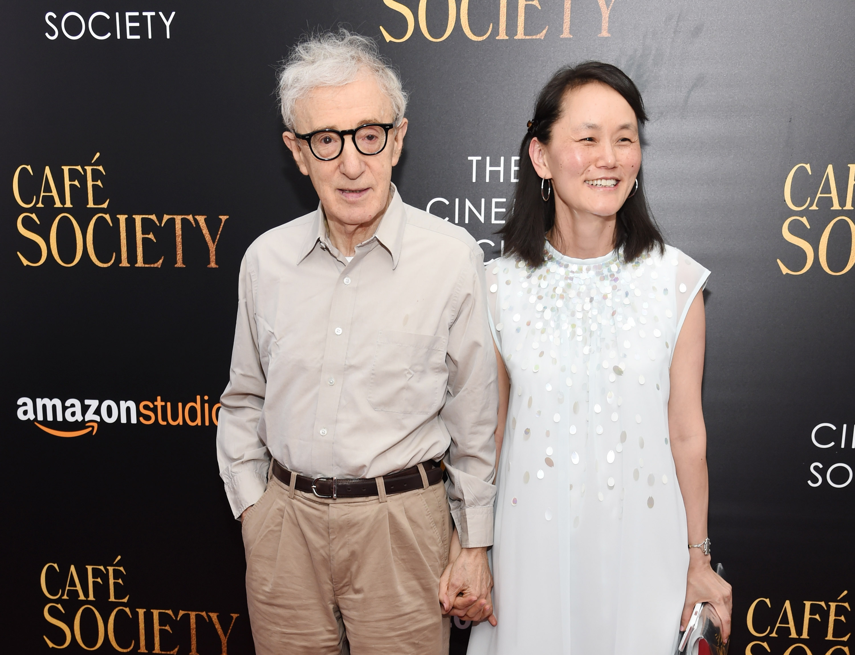 did woody allen marry his step daughter