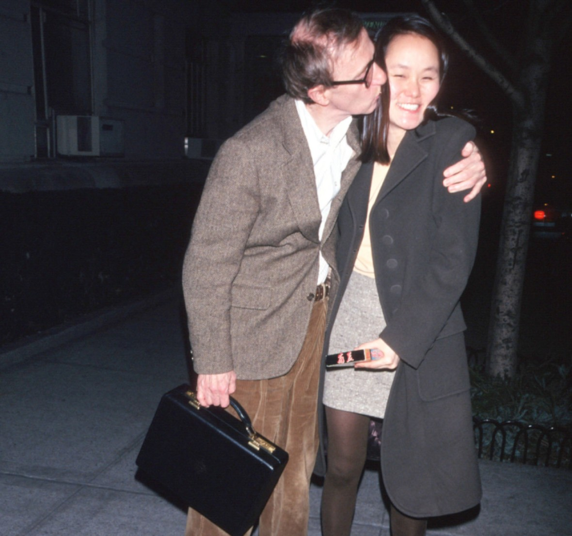 woody allen soon yi getty
