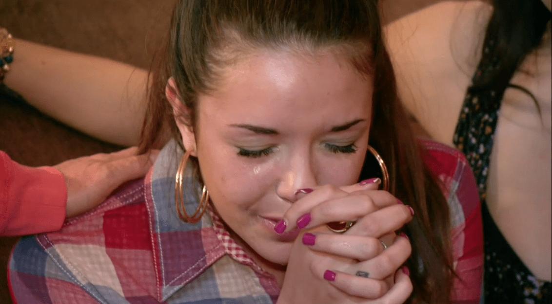 alexis neiers praying