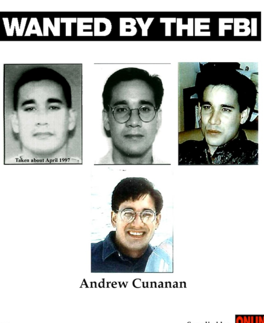 andrew cunanan getty