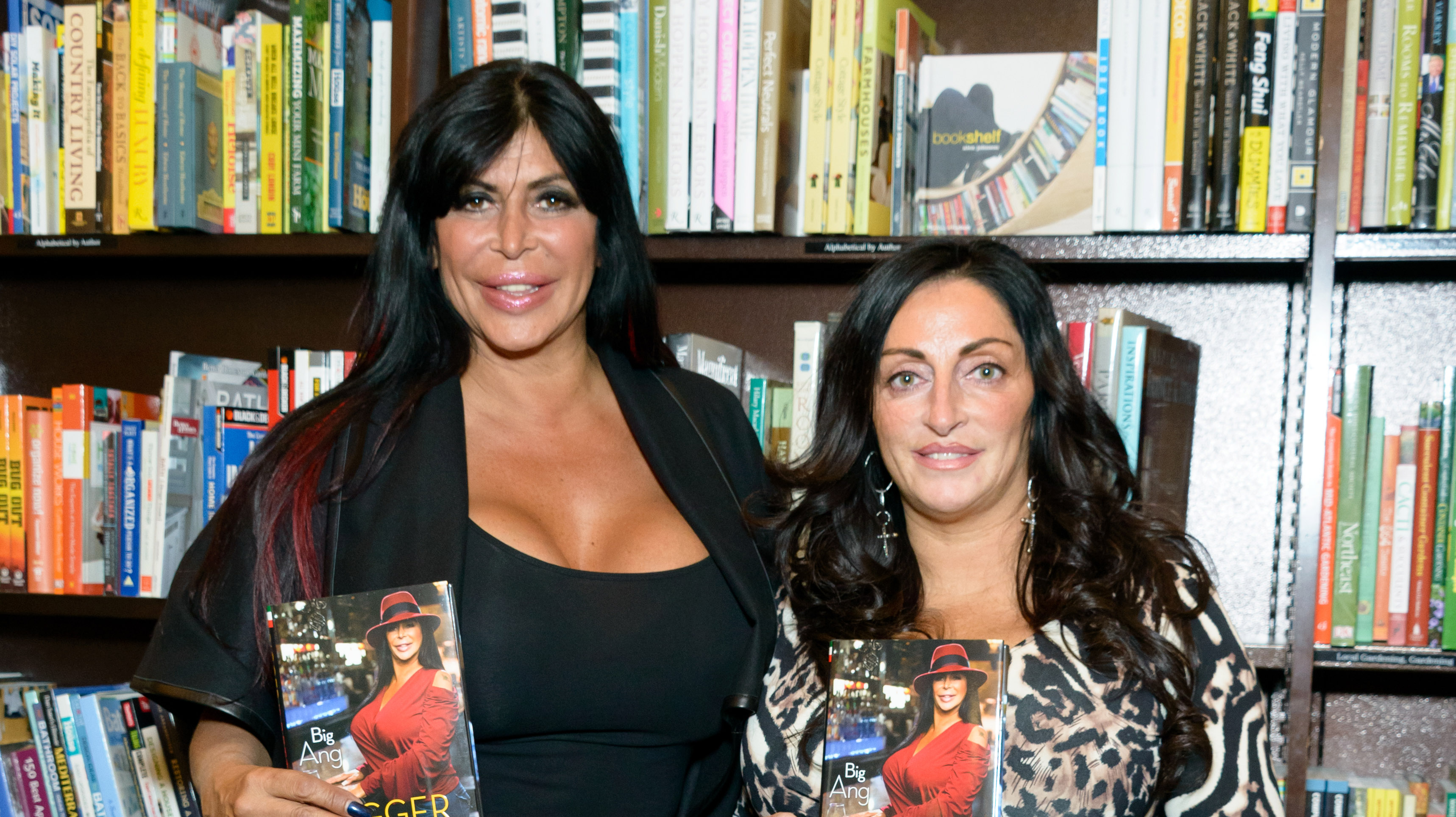 Who Is Janine Detore? Sister Of Mob Wives Star Angela