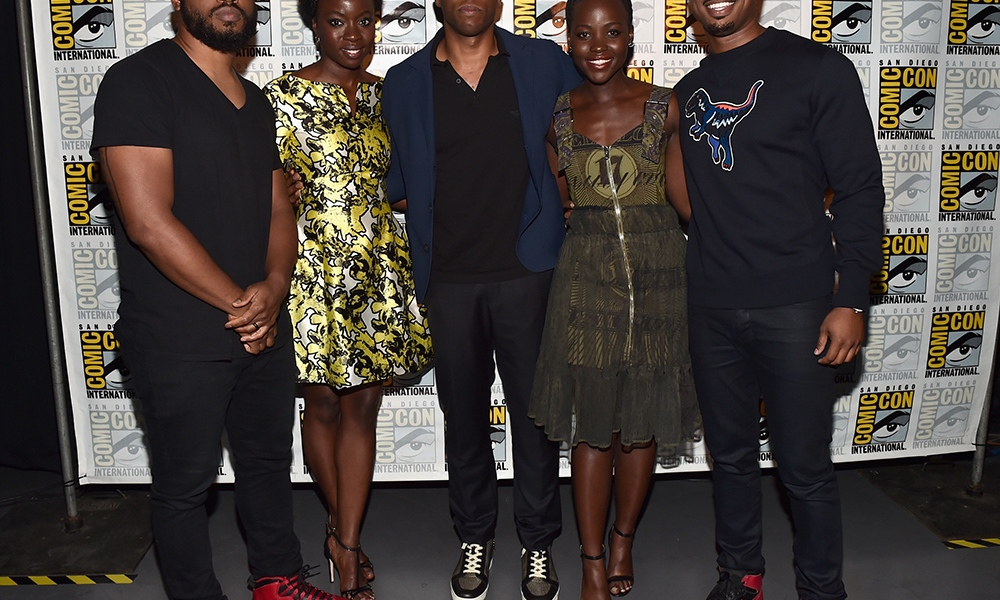 black panther getty
