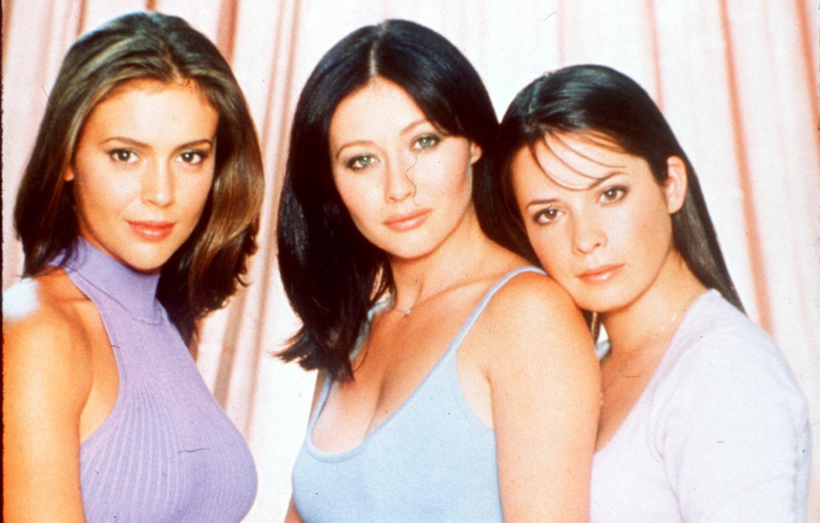 Alyssa Milano Hot Scenes charmed creator spills show secrets in our decades-old interview