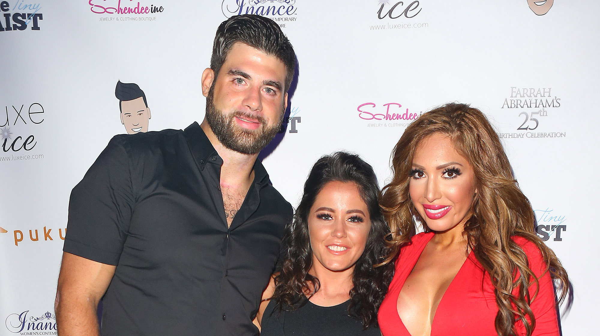 Image result for Farrah abrams and jenelle
