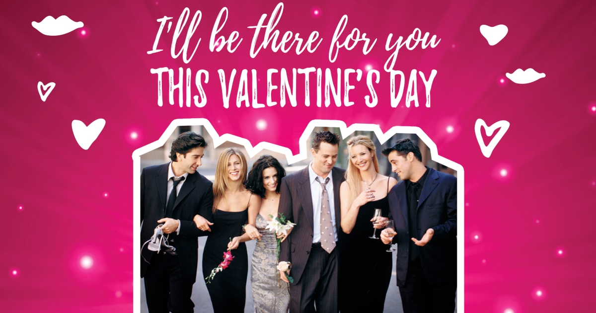 Friends Tv Show Valentine S Day Cards To Send To Your Lobster