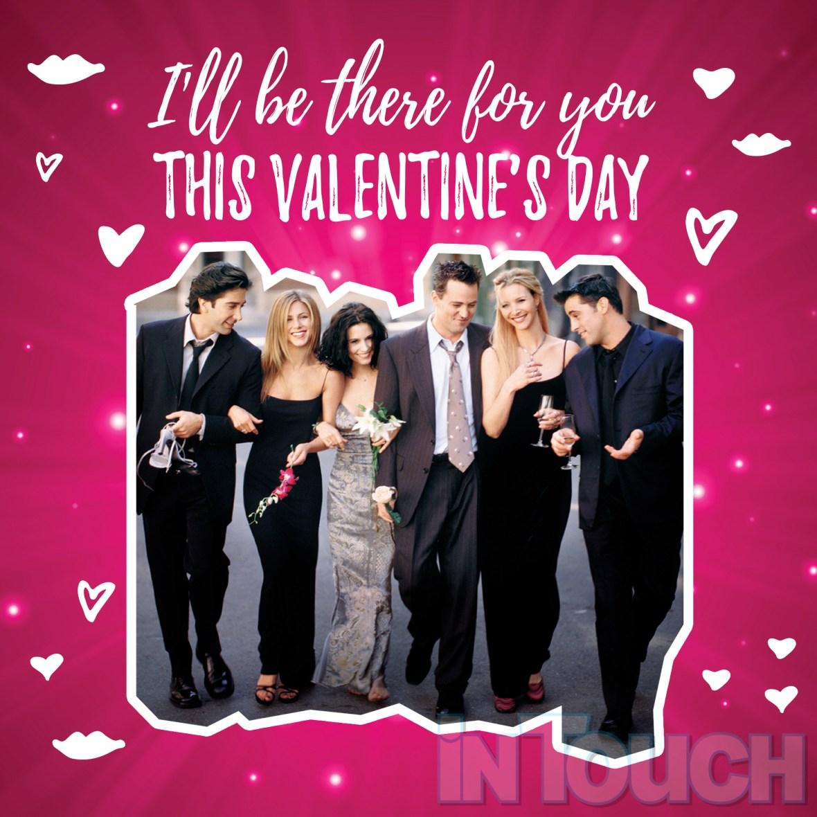 friends valentine's day card 5