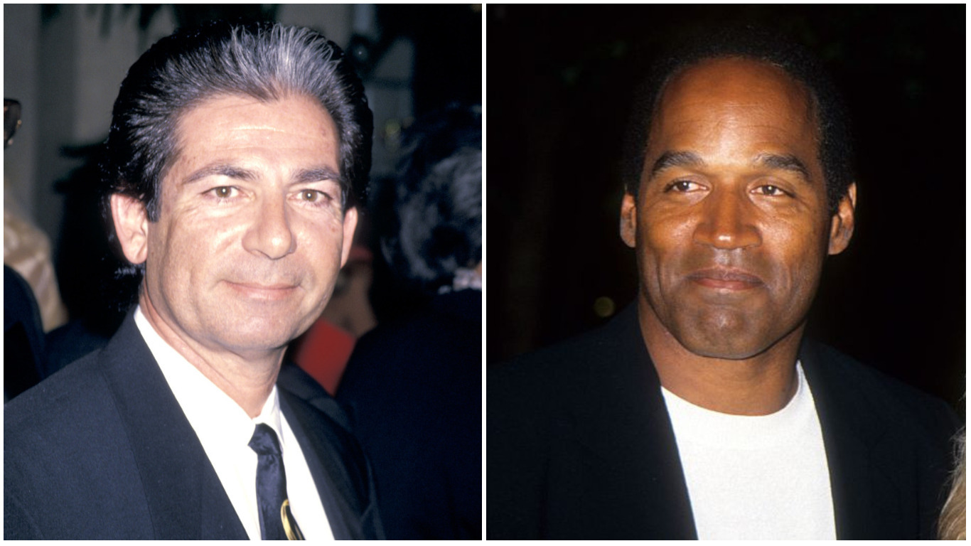 How Did Robert Kardashian Become Friends With Oj Simpson