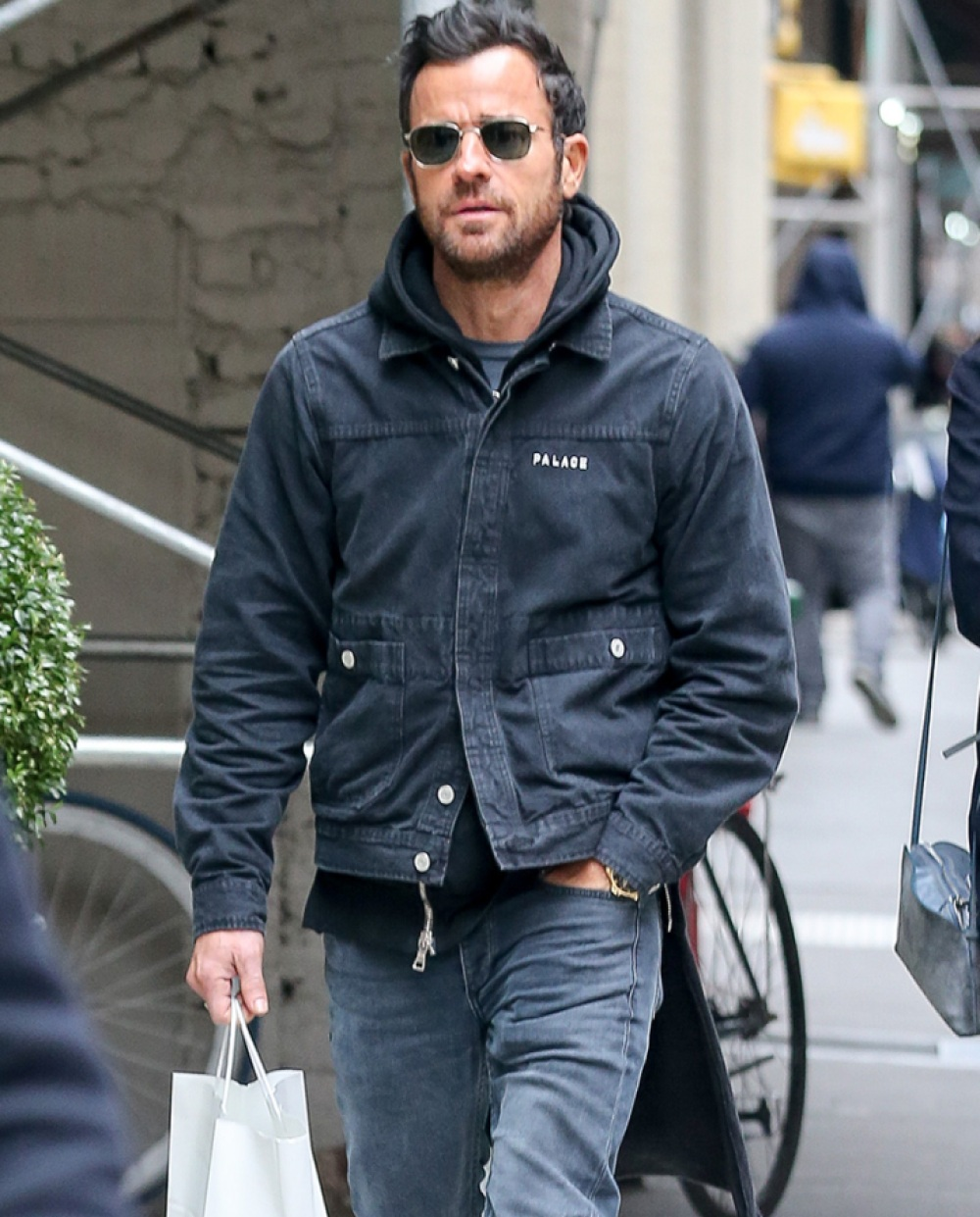 justin theroux splash
