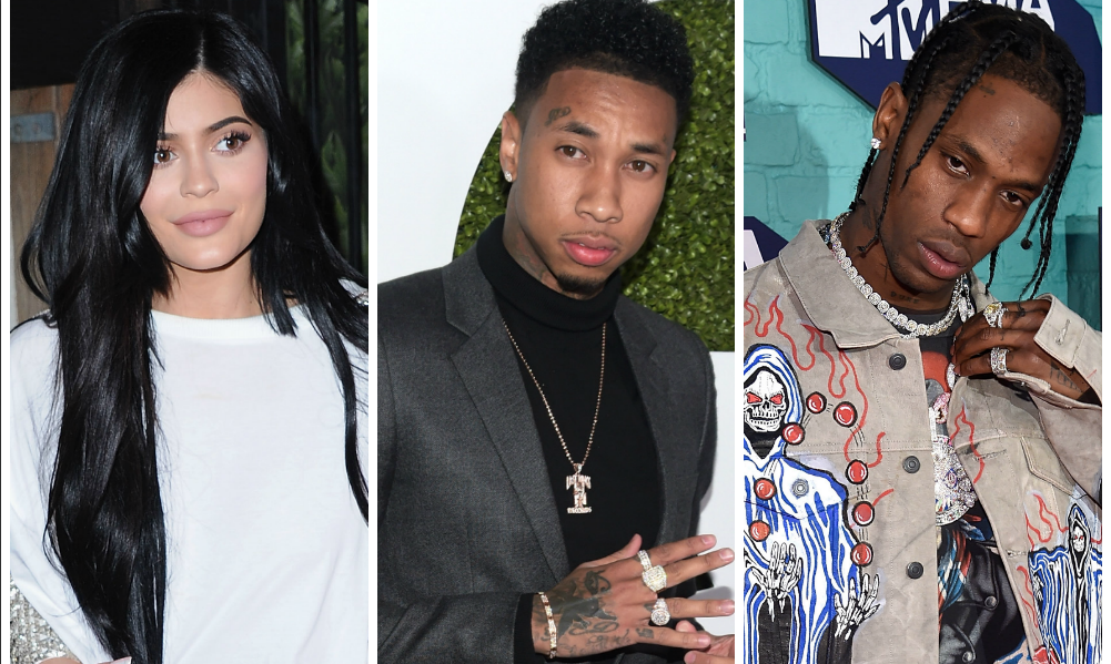 Tyga and kylie dating tmz official website. whos dating who wwe 2015 divas.