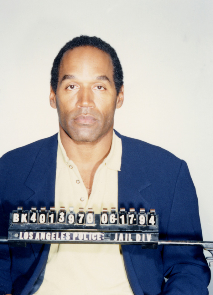 oj simpson getty images