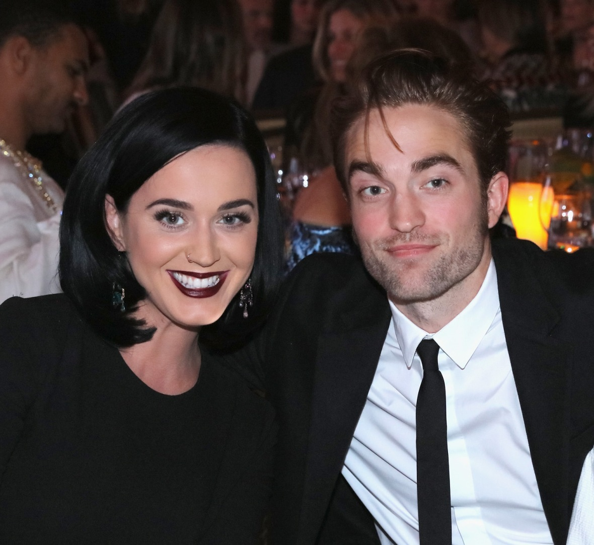 robert pattinson katy perry getty images