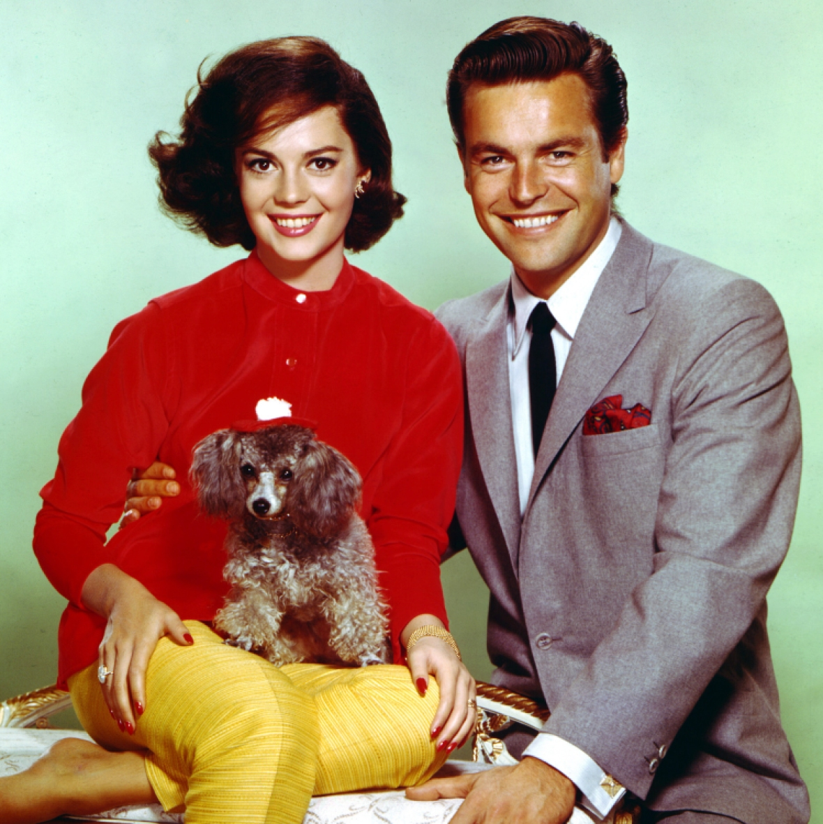 natalie wood robert wagner getty images