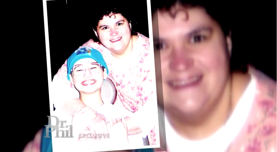 Gypsy Rose Blanchard and Dee Dee Blanchard on TV