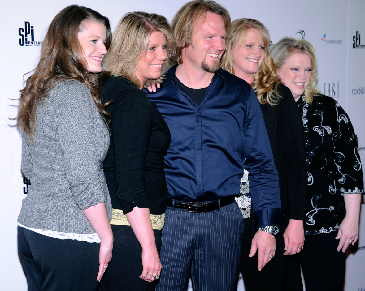 kody brown with sister wives