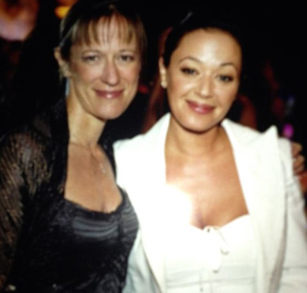 leah remini and shelly miscavige