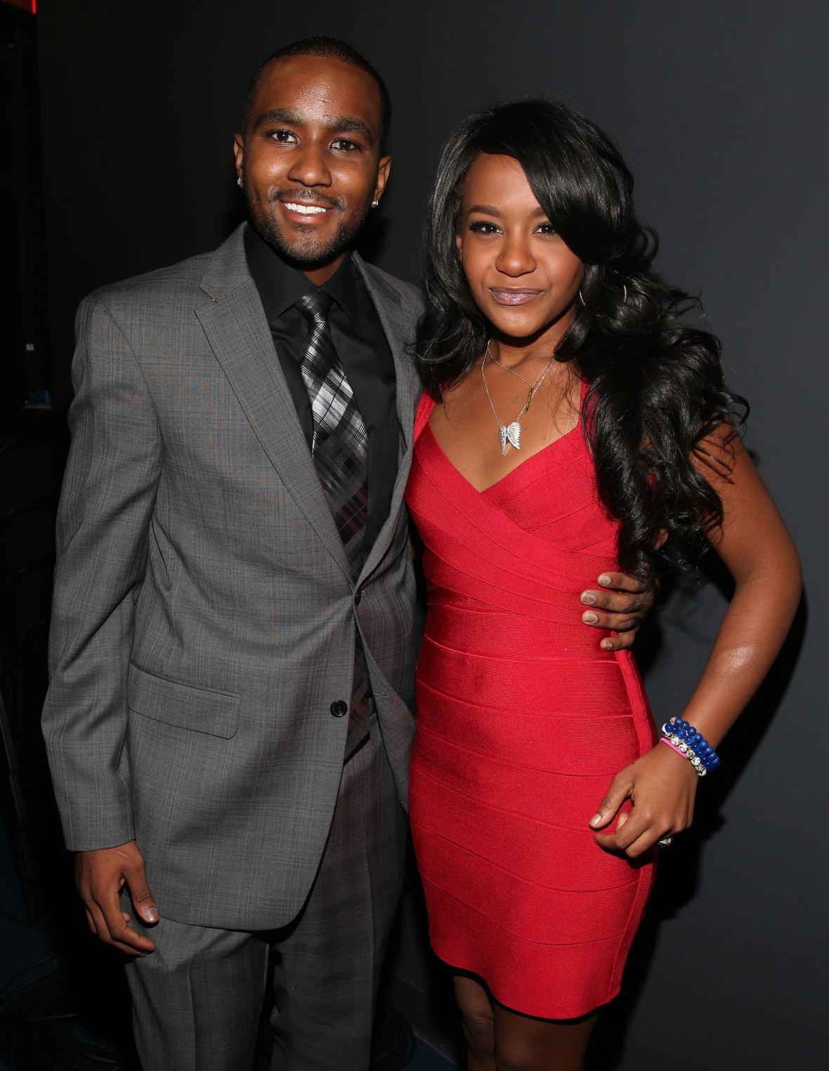 nick gordon bobbi kristina brown - getty