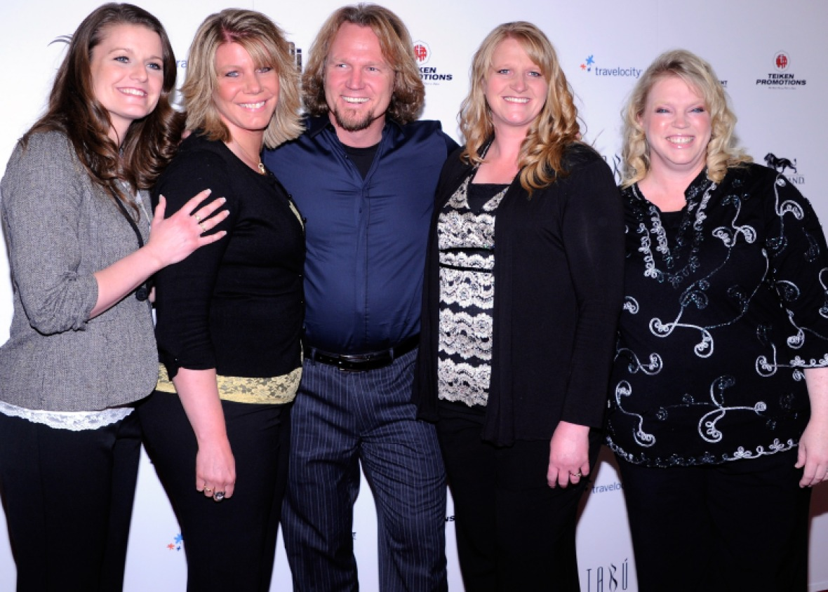 kody brown sister wives getty images