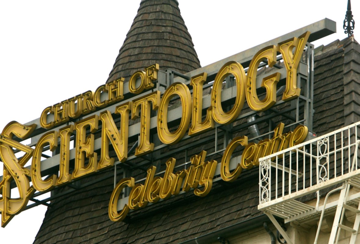 the church of scientology getty