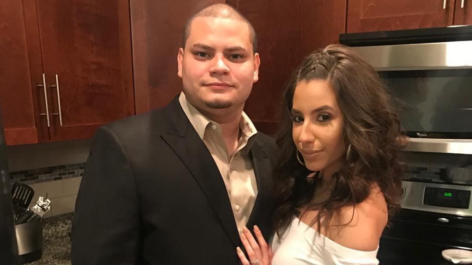 'Teen Mom' Baby Daddy Jo Rivera Looks a Lot Older