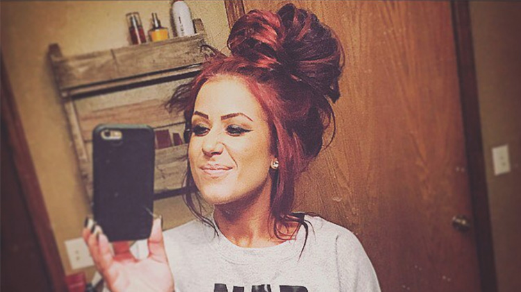 how did chelsea houska lose weight