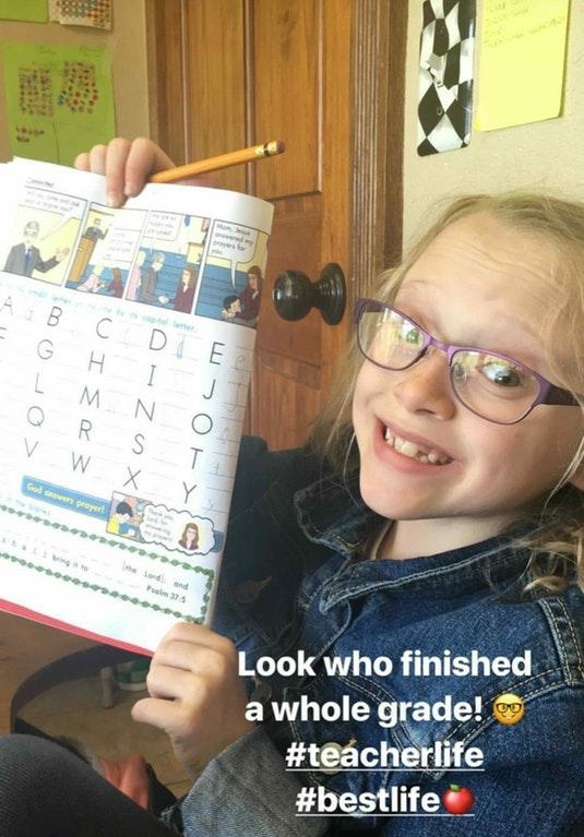 josie duggar homeschooling reddit